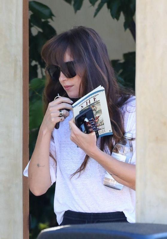 Dakota Johnson - Out in Los Angeles 05/21/2020