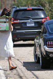 Dakota Johnson - Ride With Chris Martin