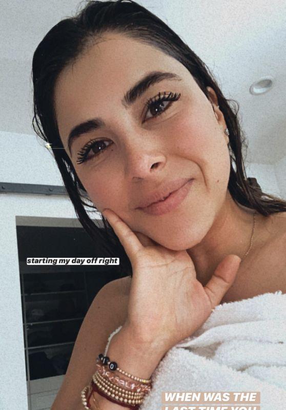 Daniella Monet - Personal Pics 05/11/2020