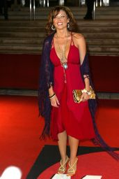 Dannii Minogue - The Brit Awards 2005 in London