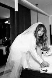 Debby Ryan - Vogue Photo Diary Taken At Her Wedding May 2020