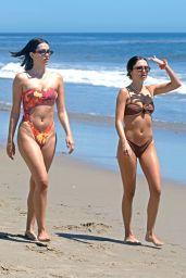 Delilah Belle and Amelia Hamlin in a Bikinis 05/21/2020