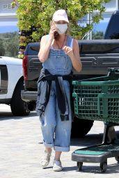 Denise Richards - Shopping in Malibu 05/19/2020