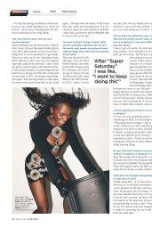 Dina Asher-Smith - GQ Magazine UK June 2020 Issue