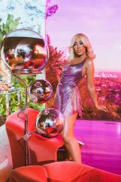 "Doja Cat - ""Say So"" Music Video Photos 2020"