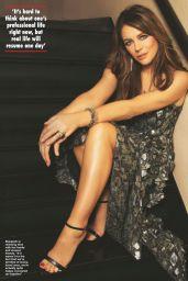 Elizabeth Hurley - Hello! Magazine UK April 2020 Issue