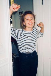 Ella Purnell - Social Media Pics 05/24/2020