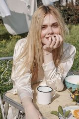 Elle Fanning - Live Stream Video 05/25/2020