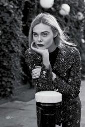 Elle Fanning - Marie Claire Australia June 2020 Issue