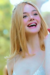 Elle Fanning Photos and Video 05/21/2020