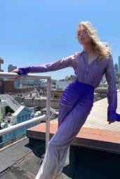 Elsa Hosk Outfit 05/24/2020