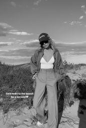 Elsa Hosk - Social Media 05/06/2020