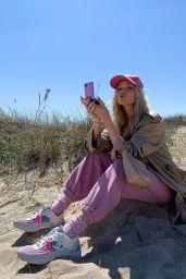 Elsa Hosk - Social Media 05/15/2020