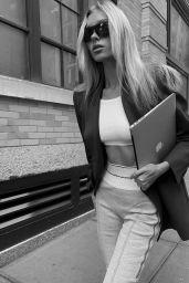 Elsa Hosk - Vogue May 2020