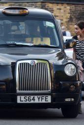 Emilia Clarke Street Style - London 05/07/2020