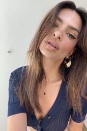 Emily Ratajkowski - Personal Photos and Videos 05/25/2020