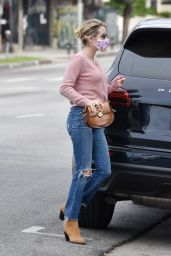 Emma Roberts Casual Style - Los Angeles 05/30/2020