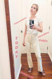 Emma Roberts Style 05/02/2020