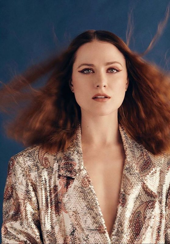 Evan Rachel Wood – Philadelphia Style Magazine 2020 (All Photos)
