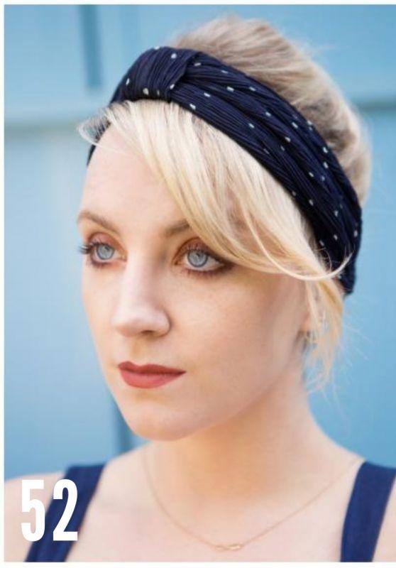 Evanna Lynch - Bright Magazine May 2020