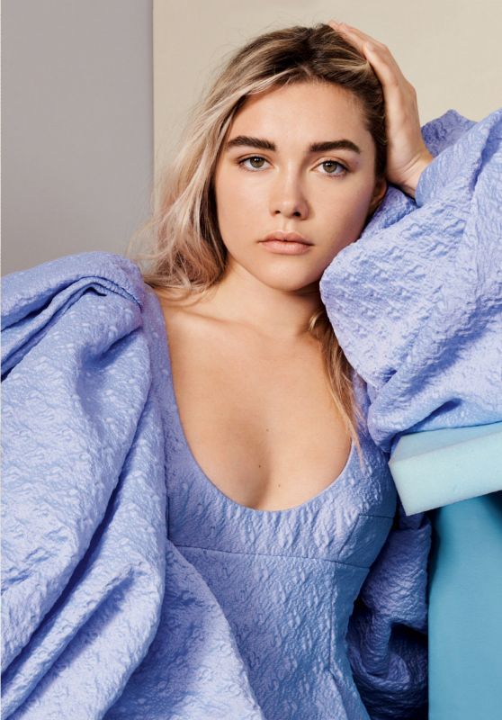 Florence Pugh Style and Clothes – ELLE 06/20 (2)