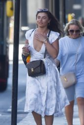 Francesca Allen - Out in Knightsbridge 05/30/2020