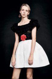 Greta Bellamacina - Chanel Special Featured in Violet Book Magazine
