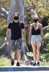Gwyneth Paltrow - Out in Los Angeles 05/23/2020