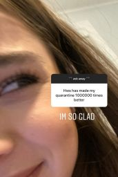 Hailee Steinfeld – Social Media 05/16/2020