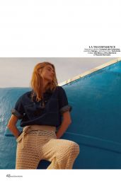 Hanna Verhees - Madame Figaro Magazine 05/29/220 Issue