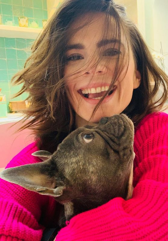 Hayley Atwell – Social Media 05/16/2020
