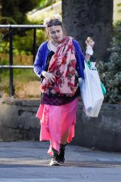 Helena Bonham Carter - Out in Hampstead 05/06/2020
