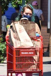 Hilary Duff - Shopping in Studio City 04/30/2020