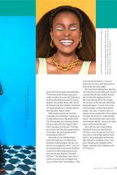 Issa Rae - Cosmopolitan Magazine USA June 2020 Issue