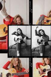 Jade Pettyjohn - FaceTime Photoshoot May 2020