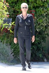 Jamie Lee Curtis - Out in Los Angeles 05/13/2020