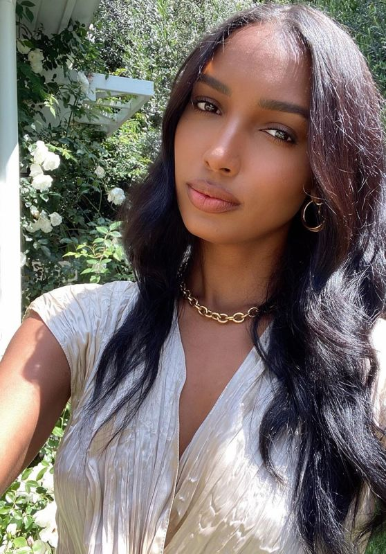 Jasmine Tookes - Live Stream Video and Photos 05/25/2020