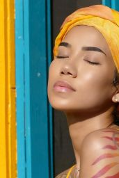 "Jhené Aiko - ""Chilombo"" Album Photoshoot"