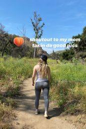 Joanna JoJo Levesque - Personal Pics 05/11/2020