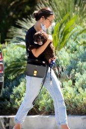 Jordana Brewster - Out in LA 05/06/2020