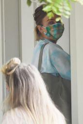 Julianne Hough - Visits Her Mother in LA 05/29/2020