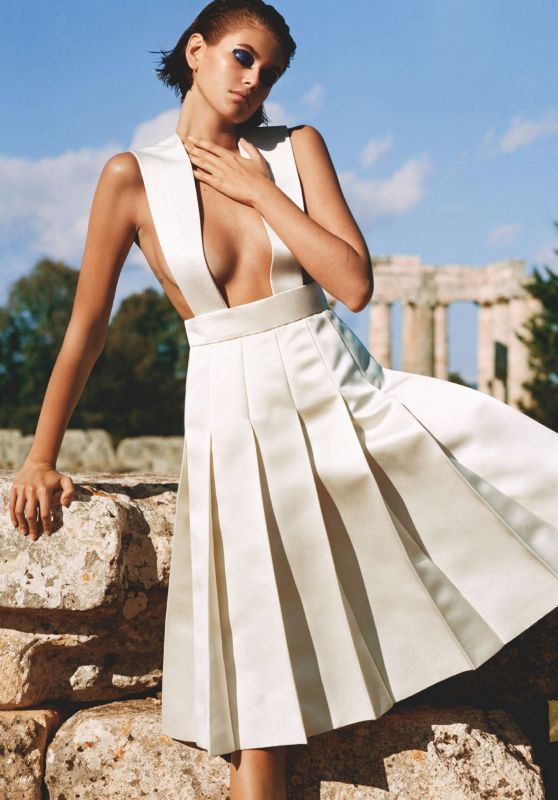 Kaia Gerber - Vogue UK June 2020 Issue