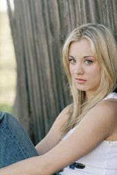 Kaley Cuoco - Photoshoot 2006