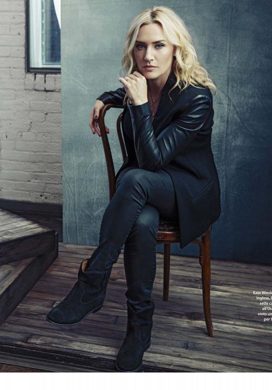 Kate Winslet – F. Magazine 05/03/2020 Issue