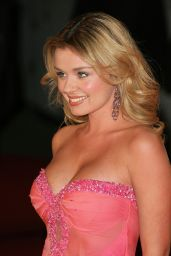 Katherine Jenkins - The Brit Awards 2005 in London