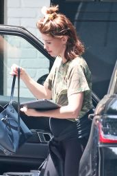 Katherine Schwarzenegger - Out in Los Angeles 05/09/2020