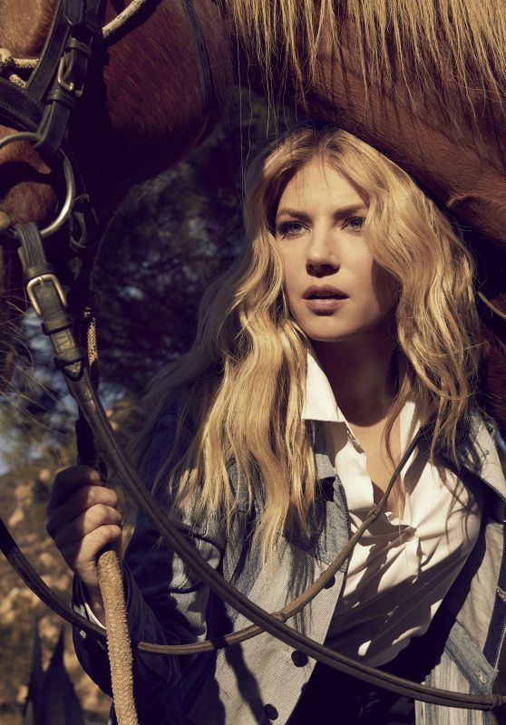 Katheryn Winnick - Max Spring Magazine 2020 Photos