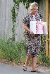 Katie Price - Celebrates Her Birthday With a Designer Cake 05/21/2020
