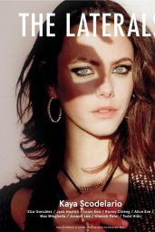 Kaya Scodelario - The Laterals Magazine Issue #04 2020