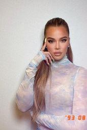 Khloe Kardashian Outfit 05/28/2020
